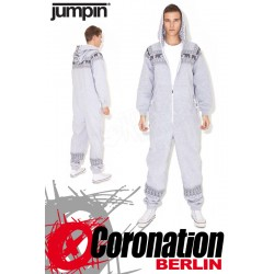 Jumpin Original Overall sweat Jogginganzug Norwegian Bear Grey