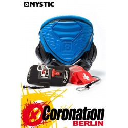 Mystic Warrior KRS Waist Harness Hüft Trapez Blue