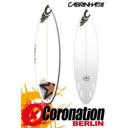 Cabrinha Signature Wave-Kiteboard Surfboard 2012 gebraucht