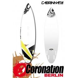 Cabrinha S-QUAD Gebraucht Wave-Kiteboard Surfboard 2012