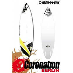 Cabrinha S-QUAD second hand Wave-Kiteboard Surfboard 2012