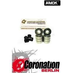 Amphetamine Ceramix Gold Kugellager Bearings
