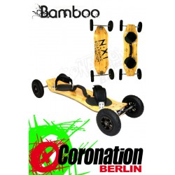 Next Bamboo Landboard ATB All Terrain Mountainboard