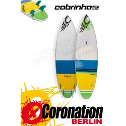Cabrinha S-QUAD Wave-Kiteboard Surfboard 2013