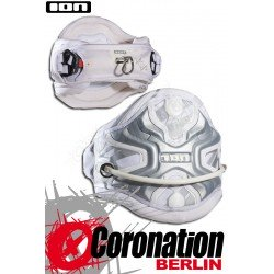 ION  2013 Nova Diamond Edition White/Silver Women Trapeze