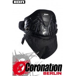 ION X-Cite 2013 Kite Seat Harness Sitztrapez Black
