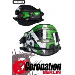 ION Rival 2013 Kite Waist Trapez Black/Green