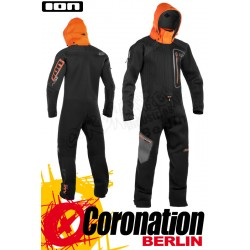 ION Fuse Drysuit 4/3 DL 2013 Trockenanzug Black