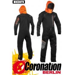 ION Fuse Drysuit 4/3 DL 2013 Trockenanzug Black