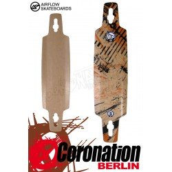 Airflow Pump Action Deck 100cm - Soft Flex