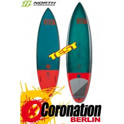 "North WAM 5´11"" 2015 Test Wave-Kiteboard"