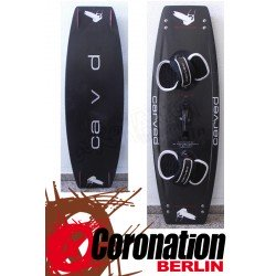 Test Kiteboard Carved Imperator IV SE Full Carbon 130x40