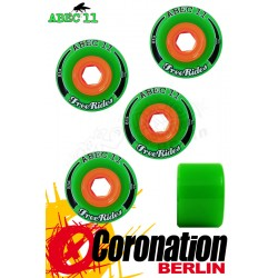 ABEC11 roulettes Freerides Classic roues 66mm