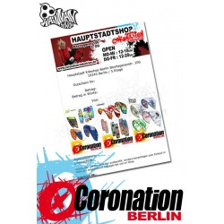 Coronation Industries Gutschein 75 Euro