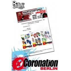 Coronation Industries Gutschein 75 Euro