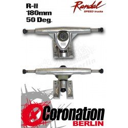 Randal truck R-2 180mm 50° Trucks - Silver