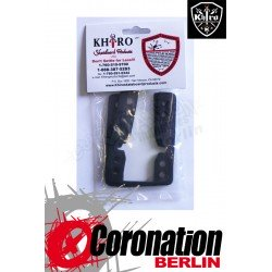 Khiro Shock Pads 3mm Drop Thru Set