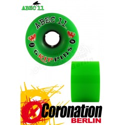 ABEC11 roulettes Grippins 70mm 84a roues