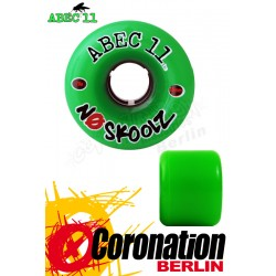 ABEC11 wheels No Skoolz 65mm 96a wheels