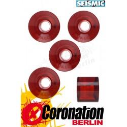 Seismic 3dm wheels Avalon 68mm 78a wheels