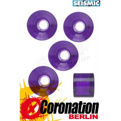 Seismic 3dm wheels Avalon 68mm 82a wheels