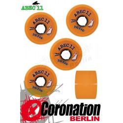 ABEC11 roulettes ZigZag Reflex roues 70mm 86a