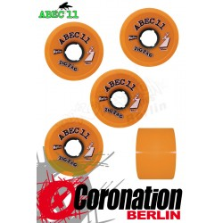ABEC11 wheels ZigZag Reflex wheels 70mm 86a