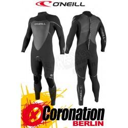 O'Neill Heat 3Q-Zip 5/3 FSW Neoprenanzug Black