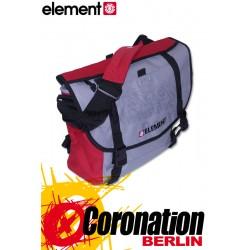 Element Mohave Laptop Umhängetasche Messenger Bag Grey