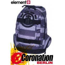 Element Old Glory Mohave Skate Rucksack Schul & Street Backpack - Metal