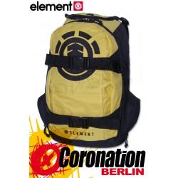 Element Hexachrome Skate Rucksack Street & Schul Backpack - Lemon Drop