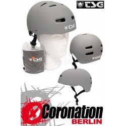 TSG Helm Skate BMX - Grau
