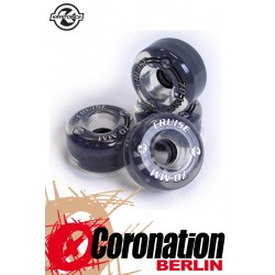 Kryptonics wheels Cruise 70mm 78a Clear