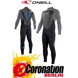 O'Neill Gooru GBS 5/3mm Full neopren suit Smoke/Bright Blue