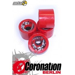 Sector 9 Race Formula roulettes 72mm 82a