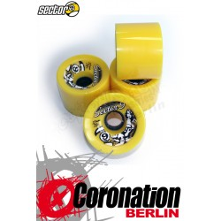 Sector 9 Race Formula roulettes 72mm 78a