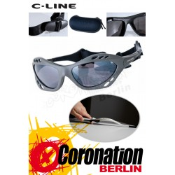 C-Line Classic Kite Sonnenbrille - Dark Grey