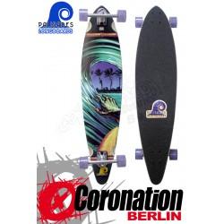 Palisades Drive Thru Longboard Komplett 101,5cm
