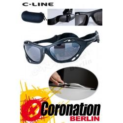 C-Line Classic Kite Sonnenbrille - Black