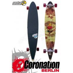 Sector 9 Carvin'9er Longboard OG Series 121cm