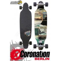 Sector 9 Corker Longboard Cosmic Series 86cm