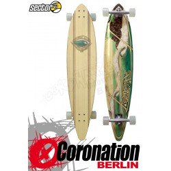 Sector 9 Honolua Longboard Bamboo Series 117cm
