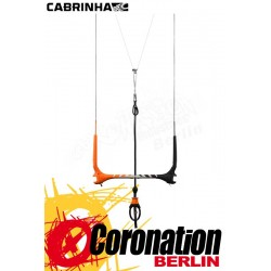 Cabrinha Overdrive 1X bar 2016 with TrimCleat