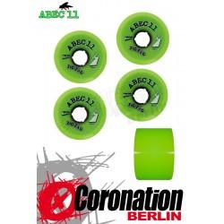 ABEC11 wheels ZigZag Reflex wheels 70mm 80a