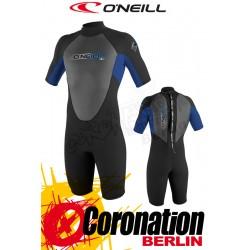 O'Neill Reactor Spring 2mm Shorty Neoprenanzug Blau
