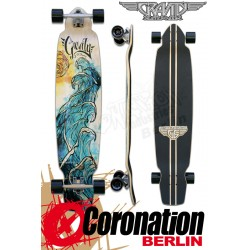 "Gravity Drop Kick 43"" Longboard Komplett"