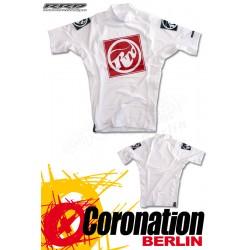 RRD Rash Guard Racing S/S White