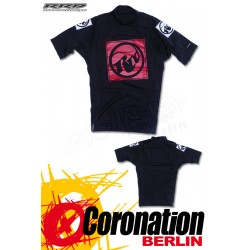 RRD Rash Guard Racing S/S Black