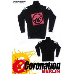 RRD Rash Guard Racing L/S Black