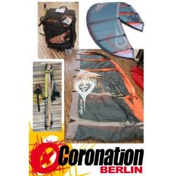 Cabrinha Contra 14qm - Gebraucht Kite Komplett mit Bar